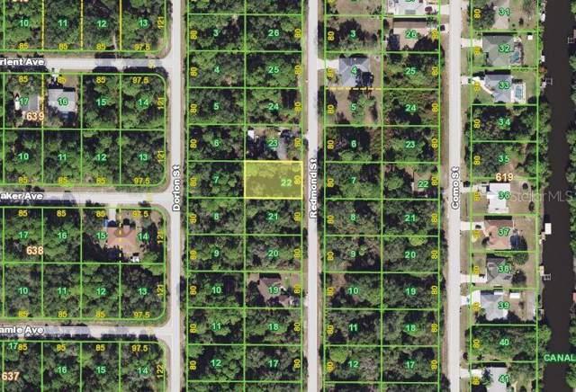 2177 Redmond Street, Port Charlotte, FL 33948 (MLS #D6109326) :: Team Bohannon Keller Williams, Tampa Properties