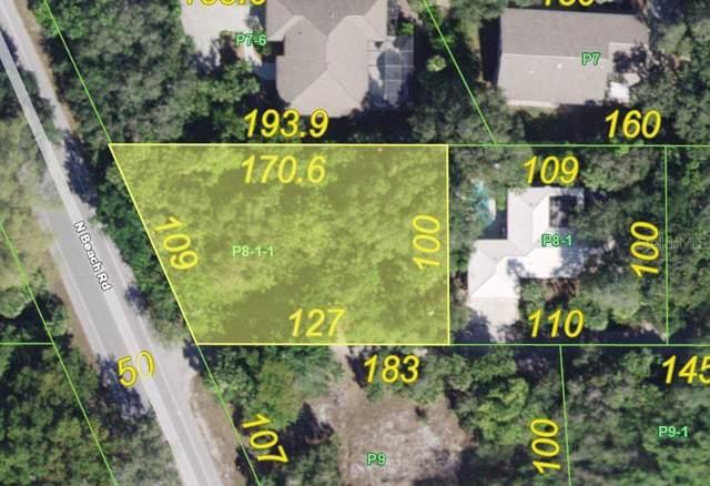 3071 N Beach Road, Englewood, FL 34223 (MLS #D6109352) :: The BRC Group, LLC