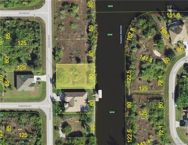 10112 Longbeach Street, Port Charlotte, FL 33981 (MLS #D6109353) :: Medway Realty