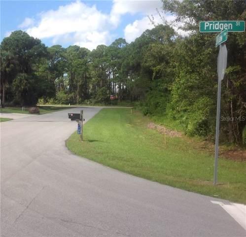 1071 Pridgen Street, Port Charlotte, FL 33953 (MLS #D6109379) :: Zarghami Group
