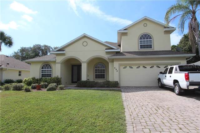 694 Rotonda Circle, Rotonda West, FL 33947 (MLS #D6109382) :: The BRC Group, LLC