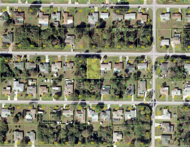 23151 Olean Blvd, Port Charlotte, FL 33980 (MLS #D6109417) :: Baird Realty Group