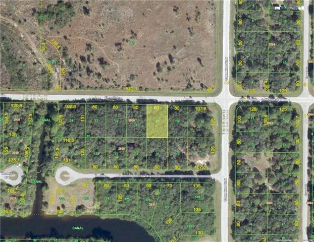 14511 Eleanor Avenue, Port Charlotte, FL 33953 (MLS #D6109420) :: Griffin Group