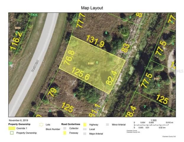 7416 David Boulevard, Port Charlotte, FL 33981 (MLS #D6109448) :: Premium Properties Real Estate Services