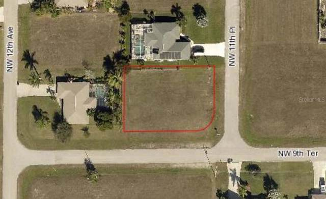 914 NW 11TH Place, Cape Coral, FL 33993 (MLS #D6109480) :: 54 Realty