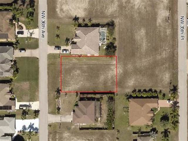 513 NW 36TH Avenue, Cape Coral, FL 33993 (MLS #D6109482) :: 54 Realty