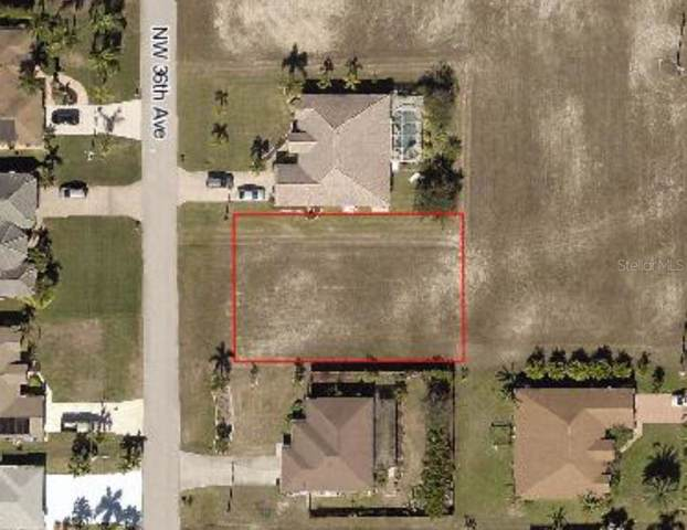 619 NW 1ST Street, Cape Coral, FL 33993 (MLS #D6109483) :: 54 Realty