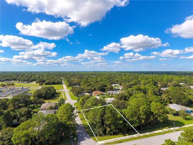 S Cranberry Boulevard, North Port, FL 34286 (MLS #D6109489) :: Medway Realty