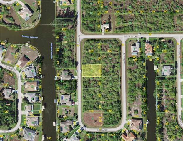 10145 Owl Head Circle, Port Charlotte, FL 33981 (MLS #D6109533) :: Bridge Realty Group
