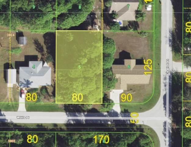 11382 Willis Place, Port Charlotte, FL 33981 (MLS #D6109547) :: Medway Realty