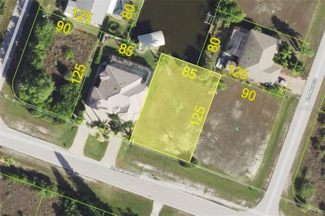 14818 Ingraham Boulevard, Port Charlotte, FL 33981 (MLS #D6109553) :: The BRC Group, LLC