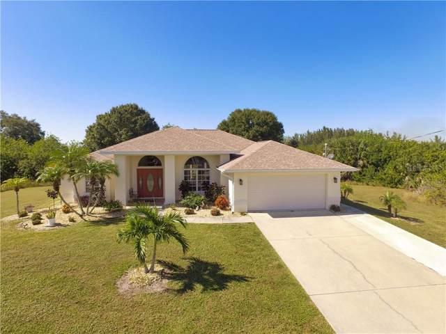 8373 Burwell Circle, Port Charlotte, FL 33981 (MLS #D6109554) :: Griffin Group
