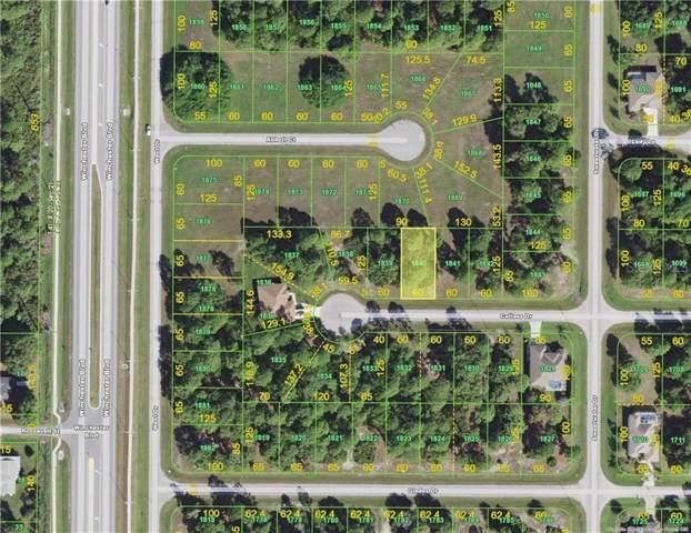 108 Cutlass Drive, Rotonda West, FL 33947 (MLS #D6109555) :: Premium Properties Real Estate Services