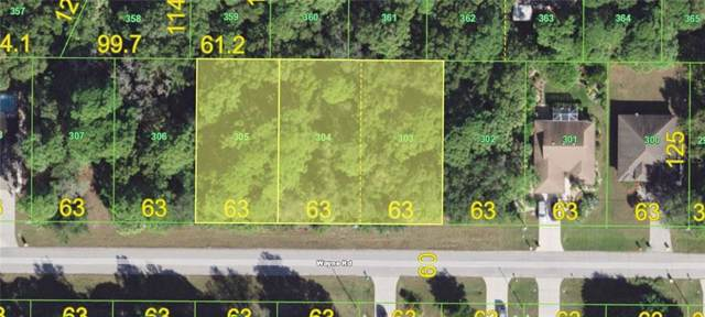 212 Wayne Road, Rotonda West, FL 33947 (MLS #D6109566) :: Premium Properties Real Estate Services