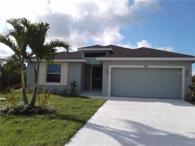 134 Red Cedar Park, Rotonda West, FL 33947 (MLS #D6109570) :: Premium Properties Real Estate Services