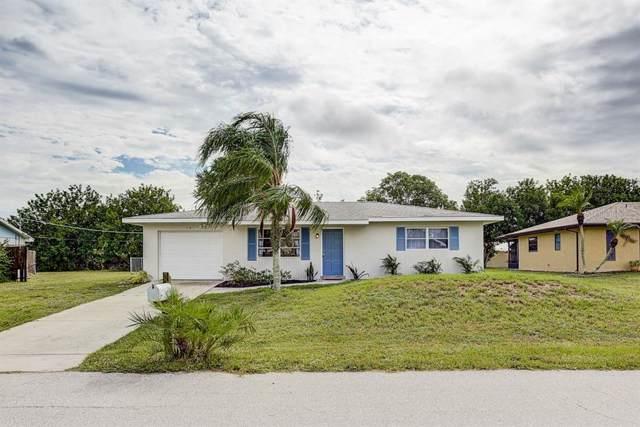 741 Dobell Terrace NW, Port Charlotte, FL 33948 (MLS #D6109579) :: Charles Rutenberg Realty