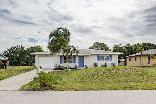 741 Dobell Terrace NW, Port Charlotte, FL 33948 (MLS #D6109579) :: EXIT King Realty