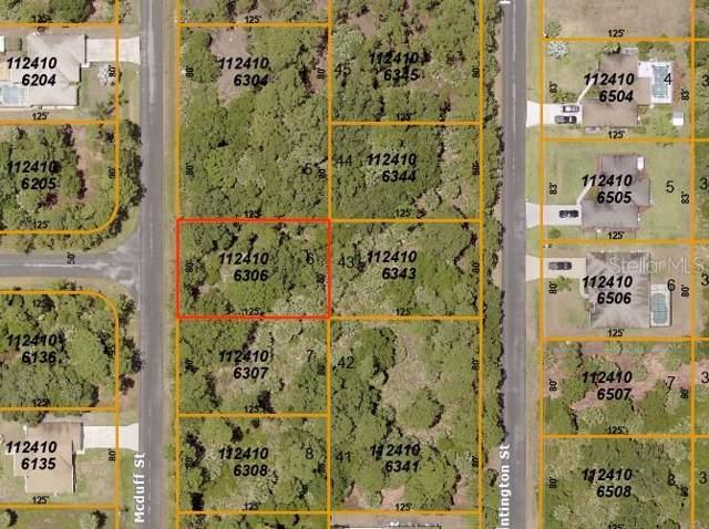 S Mcduff Street, North Port, FL 34288 (MLS #D6109588) :: Medway Realty