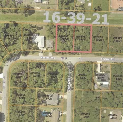 Kedsie Avenue, North Port, FL 34291 (MLS #D6109590) :: Team Vasquez Group