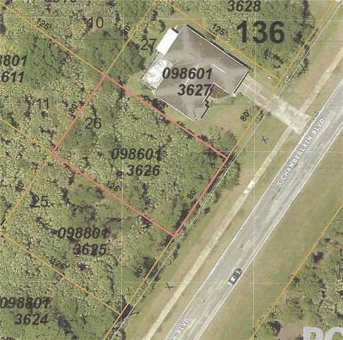 S Chamberlain Boulevard, North Port, FL 34286 (MLS #D6109591) :: Premium Properties Real Estate Services