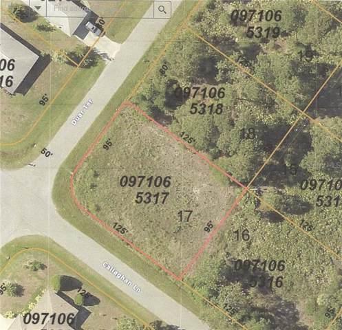 Duar Terrace, North Port, FL 34291 (MLS #D6109592) :: Remax Alliance