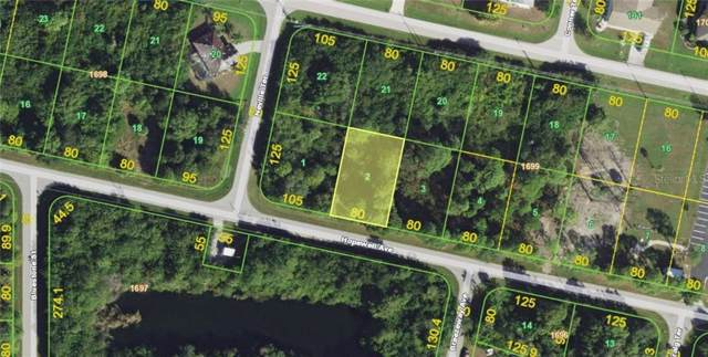 14166 Hopewell Avenue, Port Charlotte, FL 33981 (MLS #D6109602) :: The Duncan Duo Team