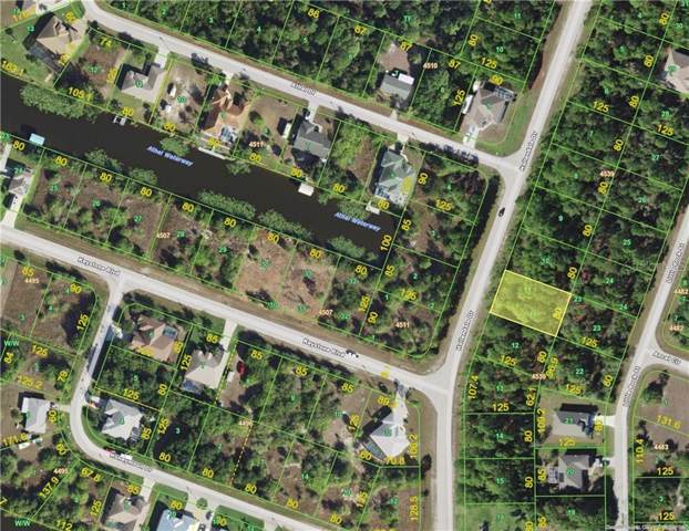 9484 Hallendale Drive, Port Charlotte, FL 33981 (MLS #D6109608) :: The BRC Group, LLC