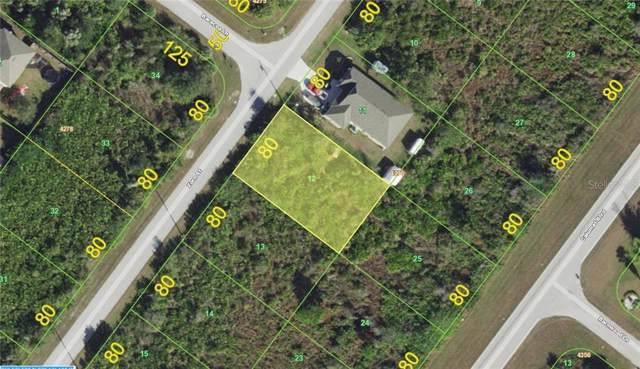 9180 Zorn Street, Port Charlotte, FL 33981 (MLS #D6109620) :: Premium Properties Real Estate Services