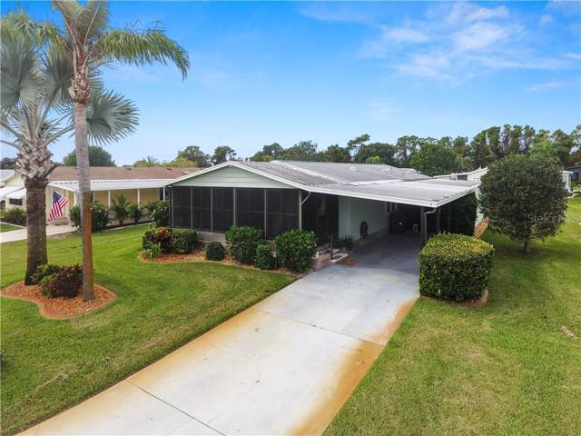 824 Tangerine Woods Boulevard, Englewood, FL 34223 (MLS #D6109654) :: The Robertson Real Estate Group