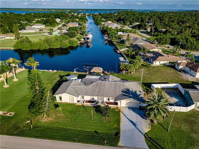 4296 Gillot Boulevard, Port Charlotte, FL 33981 (MLS #D6109655) :: Griffin Group