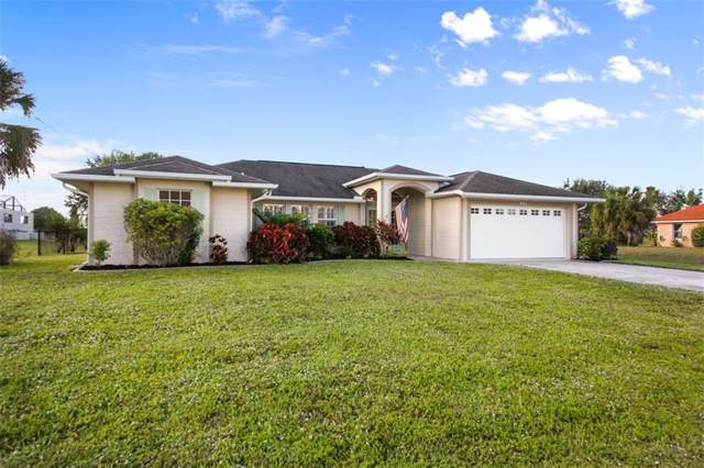 894 Boundary Boulevard, Rotonda West, FL 33947 (MLS #D6109670) :: The A Team of Charles Rutenberg Realty