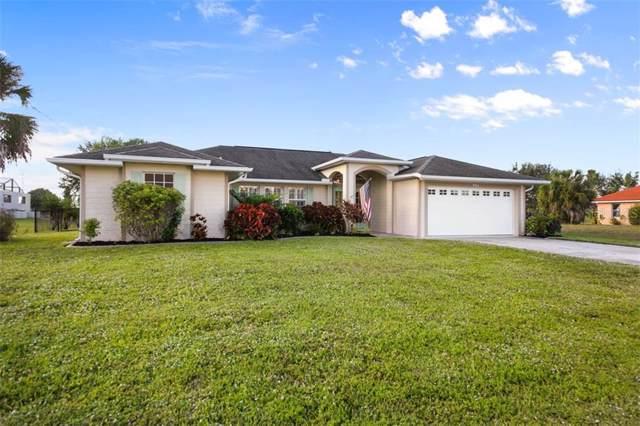 894 Boundary Boulevard, Rotonda West, FL 33947 (MLS #D6109670) :: Lockhart & Walseth Team, Realtors