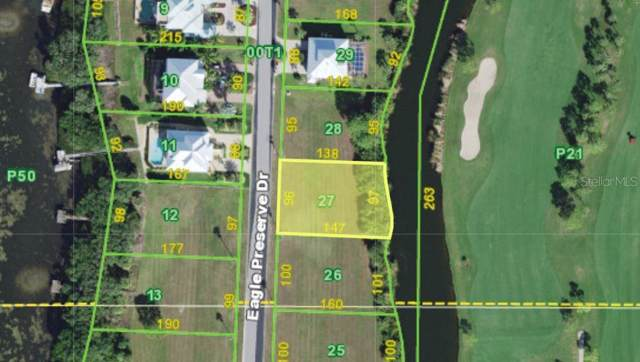 9810 Eagle Preserve Drive, Englewood, FL 34224 (MLS #D6109681) :: McConnell and Associates