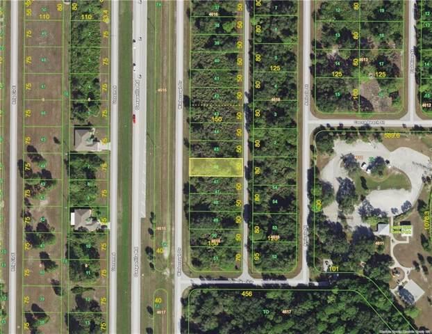 10166 Winborough Drive, Port Charlotte, FL 33981 (MLS #D6109700) :: Cartwright Realty