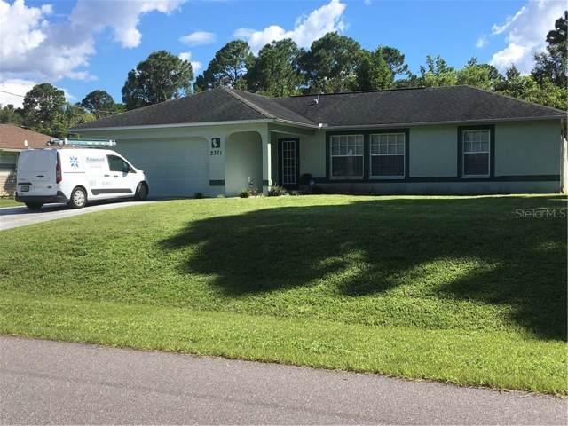2371 Snowflake Lane, North Port, FL 34286 (MLS #D6109706) :: Team Bohannon Keller Williams, Tampa Properties