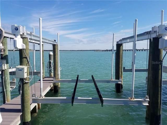 6040 Boca Grande Causeway 12 Boat Slip, Boca Grande, FL 33921 (MLS #D6109747) :: The Figueroa Team