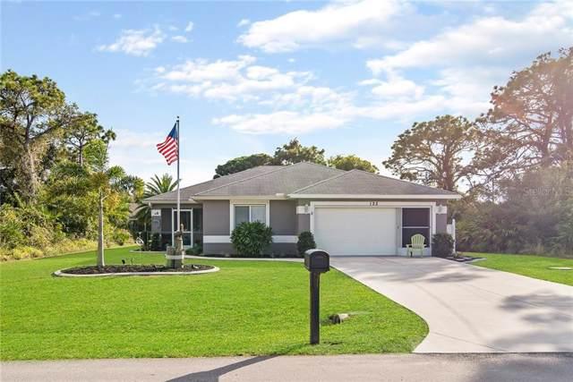 125 Swan Drive, Rotonda West, FL 33947 (MLS #D6109773) :: Premium Properties Real Estate Services
