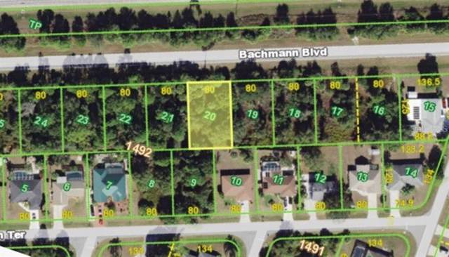 21367 Bachmann Boulevard, Port Charlotte, FL 33954 (MLS #D6109806) :: Premium Properties Real Estate Services