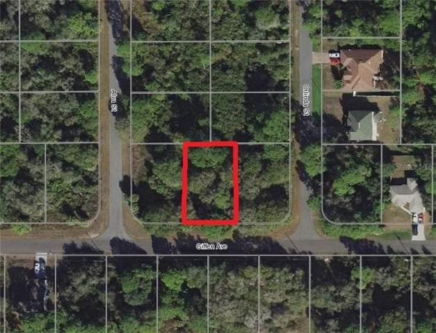 Giffen Avenue, North Port, FL 34291 (MLS #D6109807) :: Team Bohannon Keller Williams, Tampa Properties