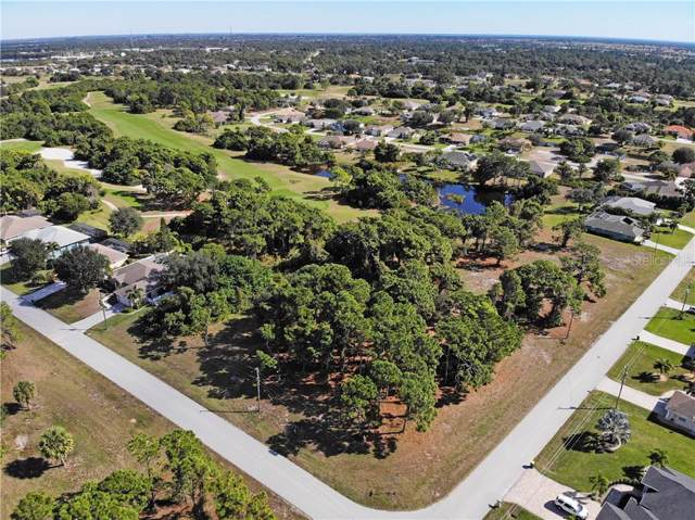 218 Medalist Road, Rotonda West, FL 33947 (MLS #D6109865) :: The Duncan Duo Team
