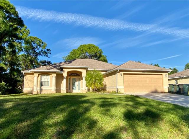 7836 Sontag Avenue, North Port, FL 34291 (MLS #D6109888) :: Team Bohannon Keller Williams, Tampa Properties