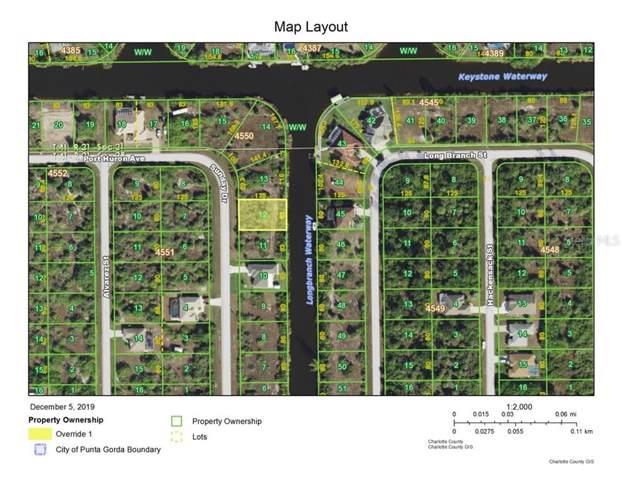 10016 Sunday Drive, Port Charlotte, FL 33981 (MLS #D6109889) :: Carmena and Associates Realty Group