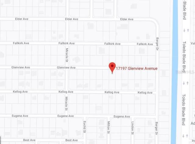 17197 Glenview Avenue, Port Charlotte, FL 33954 (MLS #D6109921) :: The Heidi Schrock Team