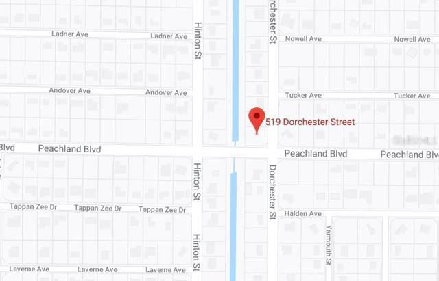 519 Dorchester St, Port Charlotte, FL 33954 (MLS #D6109924) :: Premium Properties Real Estate Services