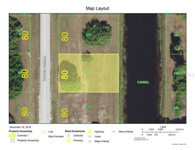 246 W Pine Valley Lane, Rotonda West, FL 33947 (MLS #D6109950) :: The Duncan Duo Team