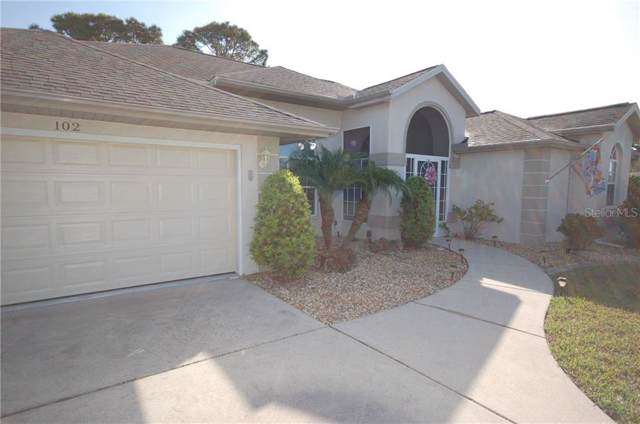 102 Sportsman Road, Rotonda West, FL 33947 (MLS #D6109973) :: The Duncan Duo Team