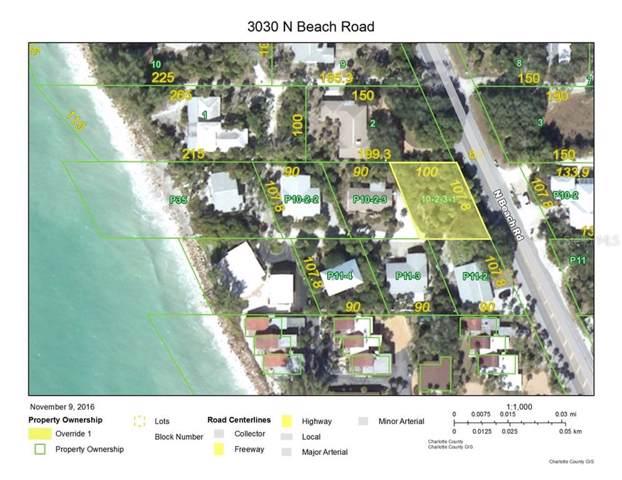 3030 N Beach Road, Englewood, FL 34223 (MLS #D6109978) :: Team Bohannon Keller Williams, Tampa Properties