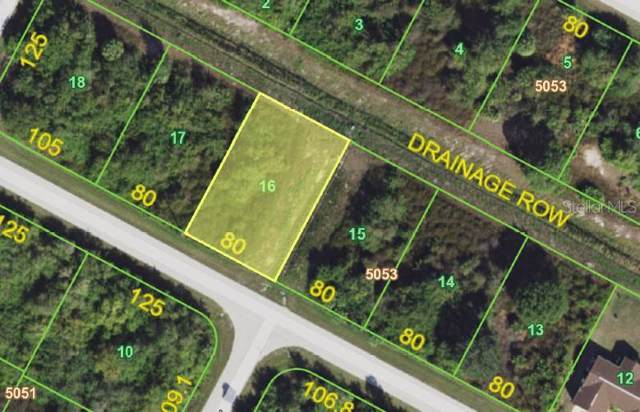12238 Helicon Avenue, Port Charlotte, FL 33981 (MLS #D6109994) :: Keller Williams Realty Peace River Partners