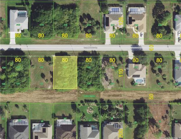 201 Long Meadow Lane, Rotonda West, FL 33947 (MLS #D6110021) :: The Duncan Duo Team
