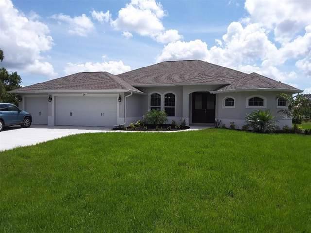 251 Mariner Lane, Rotonda West, FL 33947 (MLS #D6110074) :: 54 Realty